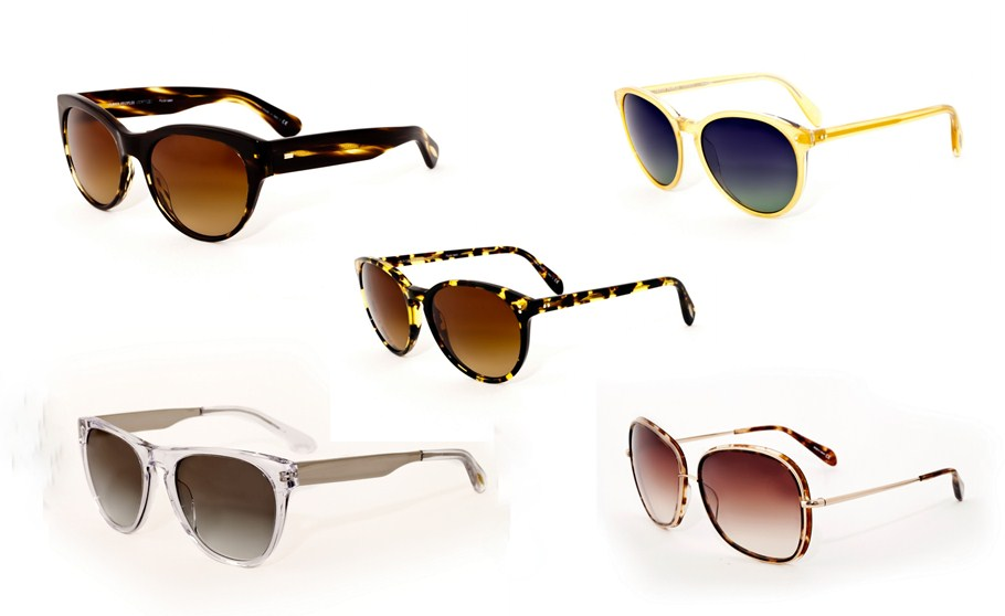 Oliver Peoples Tessted -sm