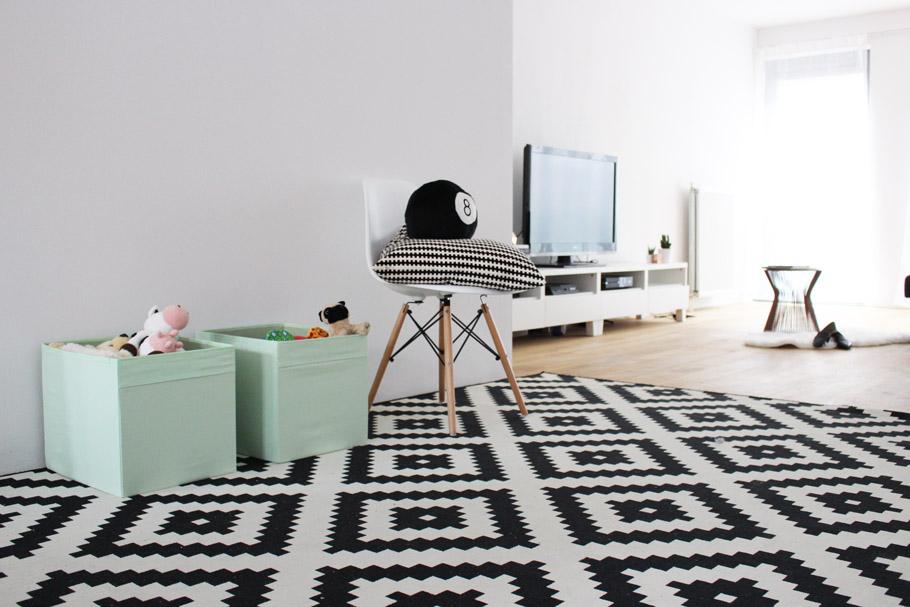 Vloerkleed Wellness is een laagpolig vloerkleed van 160×230 cm ...