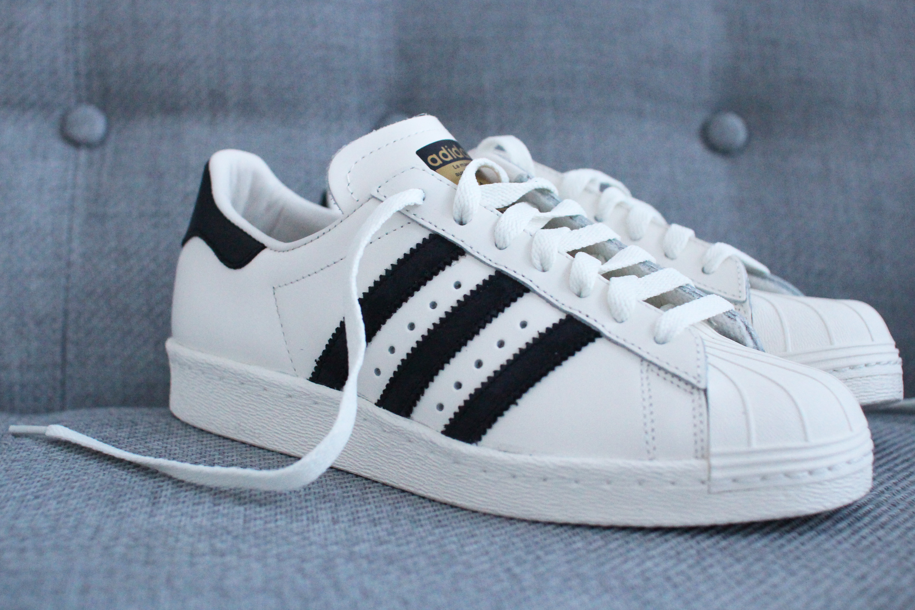 Adidas Zwarte Strepen
