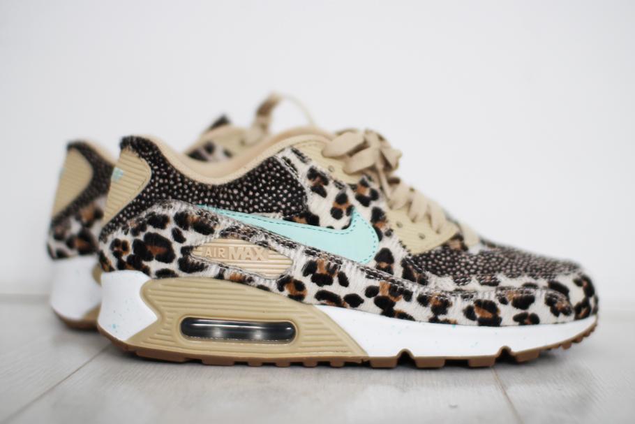 NIKE-ID-LEOPARD-PRINT-4.jpg (910×607) | Leopard sneakers ...