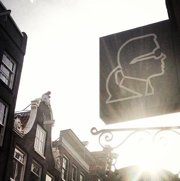 Karl Lagerfeld Store Opening Amsterdam