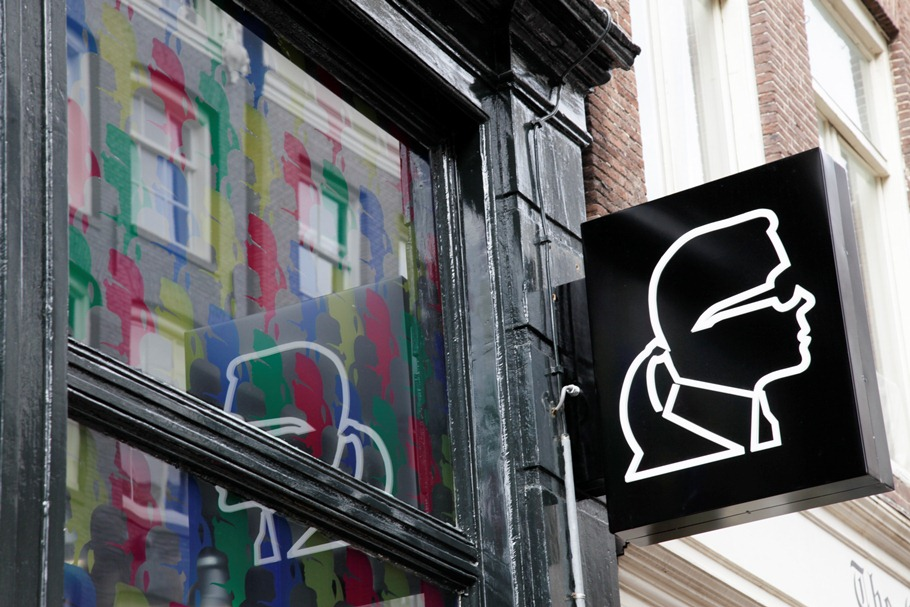 KARL LAGERFELD STORE OPENING AMSTERDAM 2013