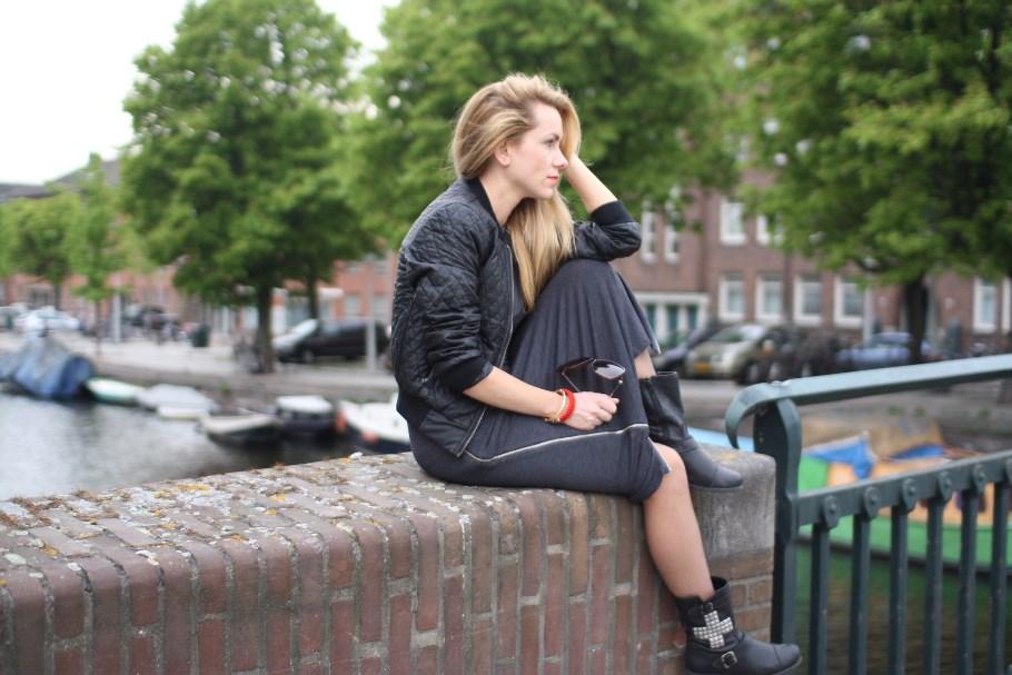 1. Maxi dress Tessted3
