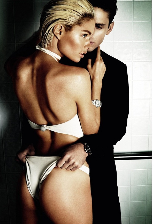 Doutzen Kroes Mario Testino Vogue Brazil 2013 (1)