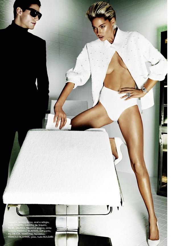Doutzen Kroes Mario Testino Vogue Brazil 2013 (10)