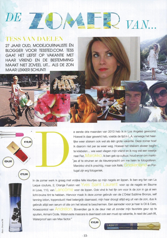 Glossybox Magazine2