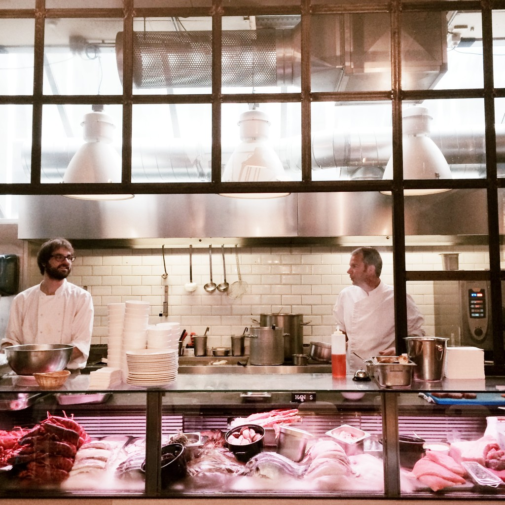 The Seafood Bar amsterdam 2