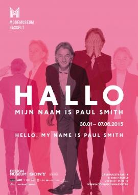 HALLO MIJN NAAM IS PAUL SMITH