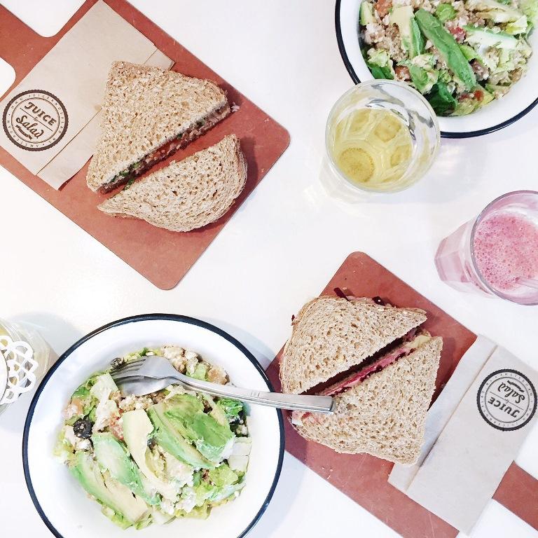 Juice & Salad (2)