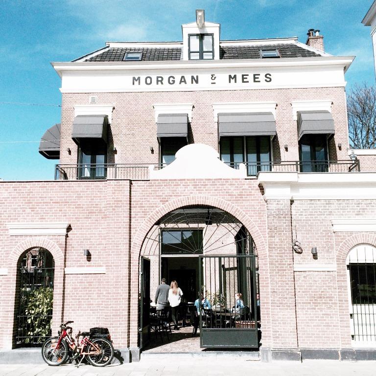 Morgan en Mees